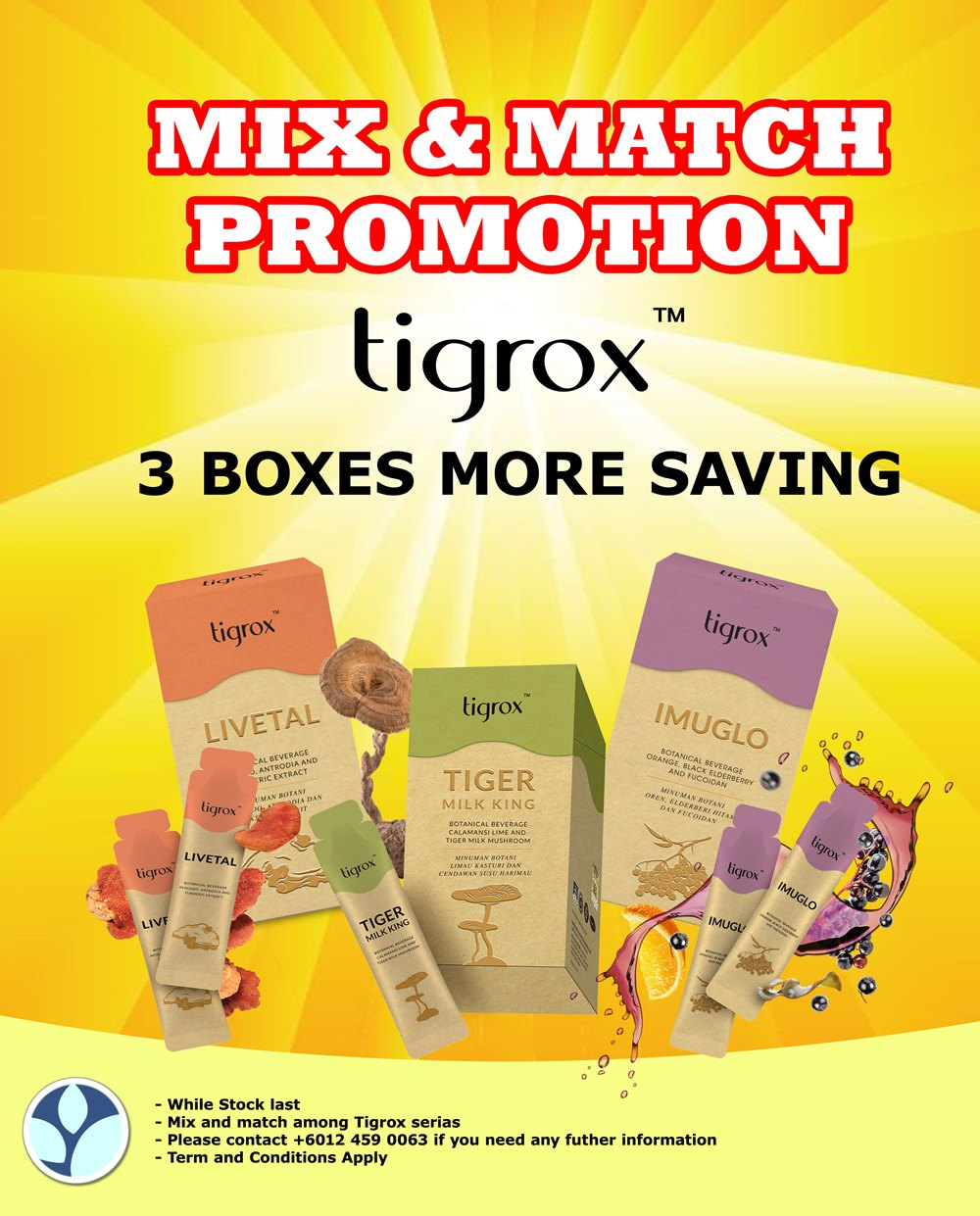 Tigrox Promotion